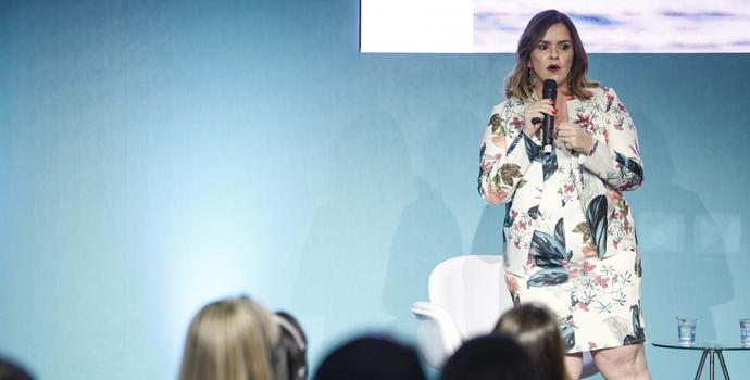 Gleyce Persil coordena 1ª edição de evento para distribuidores na Hair Brasil