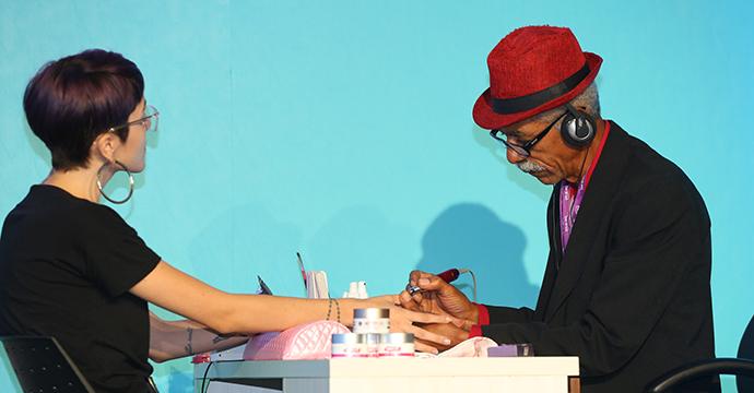 17ª edição do Congresso de Manicure