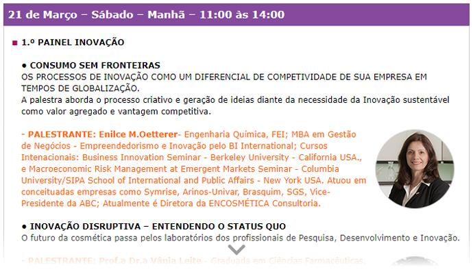 Dra. Maria Rita Resende fala sobre o 1º Simpósio de Cosmética da Hair Brasil