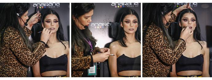 Anairana Bezerra: Maquiagem é coisa séria