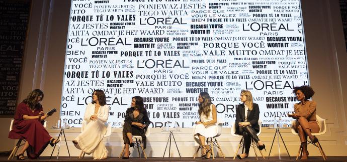 Beautiful Café - L'Oréal Paris realiza evento de democratização da beleza