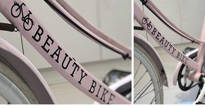 Jacques Janine - Beauty Bike