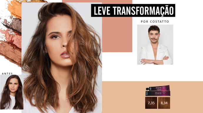 O verão de L'Oréal Professionnel traduzido na coleção Hair Bronzing