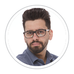 Décio Alcântara, gerente de marketing Itallian Hairtech