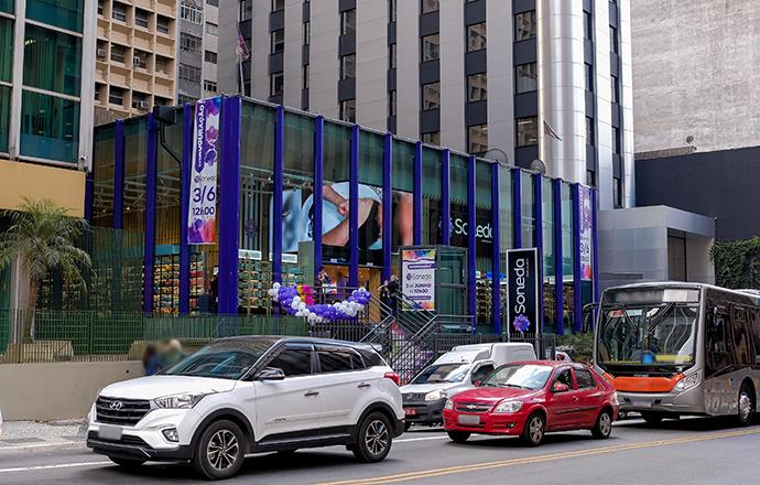Soneda Perfumaria - Rede inaugura a 32ª unidade, em São Paulo