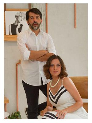 Fernanda Monteiro Queiroz – administradora de formação - e Luiz Carlos da Silva – também cabeleireiro – abriu as portas há 10 anos e hoje já fatura 8 vezes mais do que em seu primeiro ano.