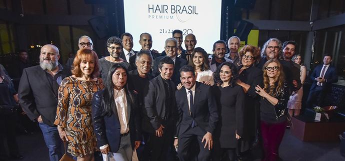 HAIR BRASIL PREMIUM 2020 é apresentada ao mercado