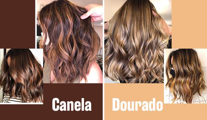 Hair Brasil - Marilia Tambasco - Outono Inverno 2021 - Dourado - Canela