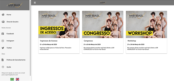 Hair Brasil tem promoção especial em setembro