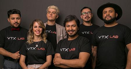 Profissionais VTX|LAB (esquerda para direita): Italo Saliccio, Dra. Marina Barletta, Pietro Trindade, Thiago Martins, Kioshio Sako e Gilmar Brito