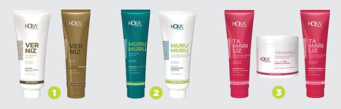 Hair Brasil - Hoka - Produtos