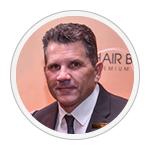 Jeferson Santos, da Hair Brasil
