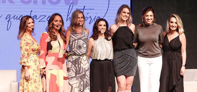 Keune Trend Experience 2019_Painel Mulheres que Fazem História