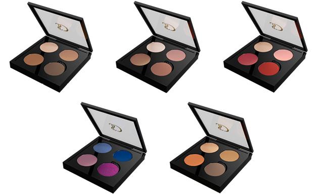 Paletas de cores SD Make Up trazem novas combinações