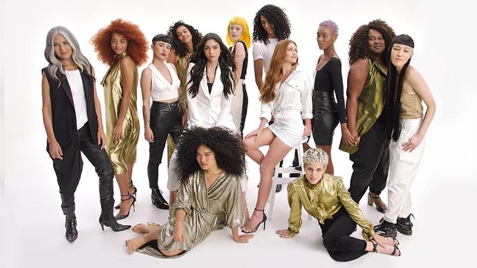 Pantene chancela a nova moda da diversidade