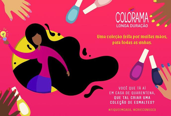 Coloramaconvida consumidoras para criar nova coleção