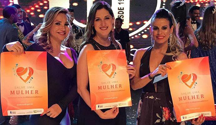 Representantes do Amazonas e Piauí vencem Miss e Mister Brasil 2019