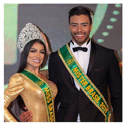 Representantes do Amazonas e Piauí vencem Miss e Mister Brasil 2019 - Juliana Malveira e Antony Marquez - 22