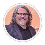 Robson Trindade, visagista e coordenador científico do Congresso de Visagismo da Hair Brasil