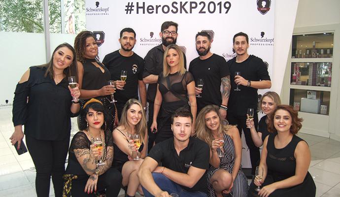 Schwarzkopf Professional - Projeto Heroes 2019