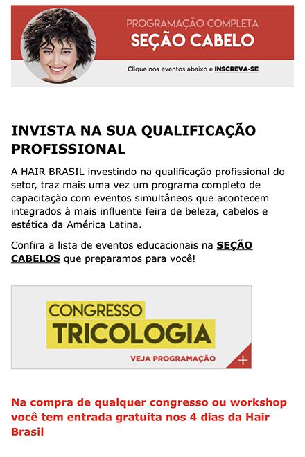 8º Congresso de Tricologia