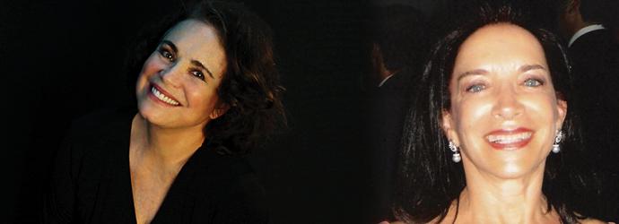 Regina Duarte e Lucia Santaella estarão no Congresso de Visagismo