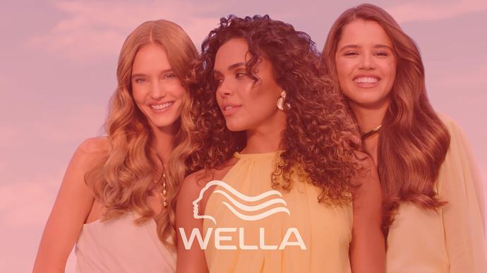 WellaSoft Color relançafórmula evisual